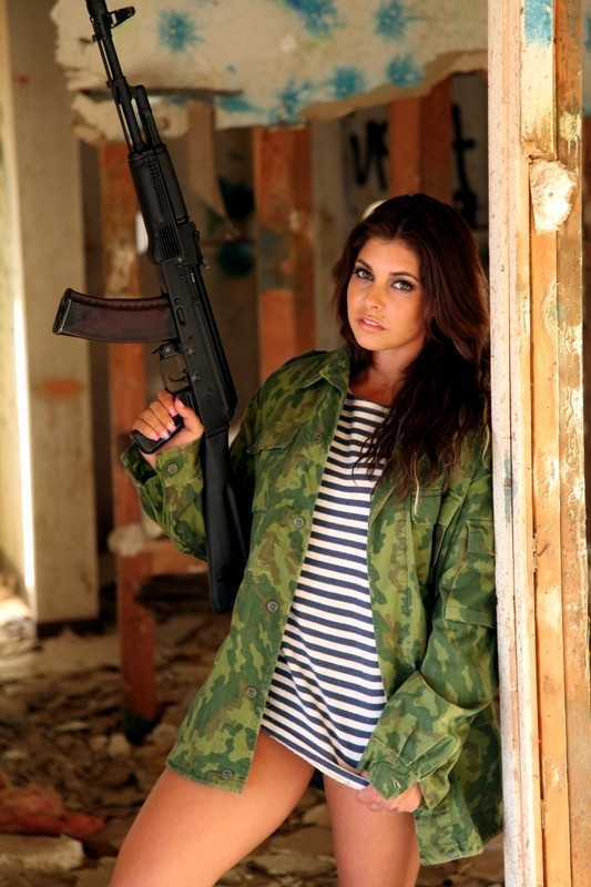 Red Star Arms Girl © redstararms.com