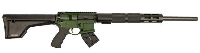 Franklin Armory F17-L, a 17 WSM AR15