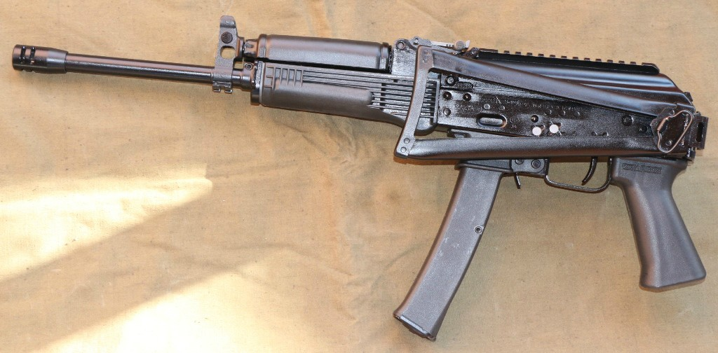9mm AK, Photos of the Saiga-9