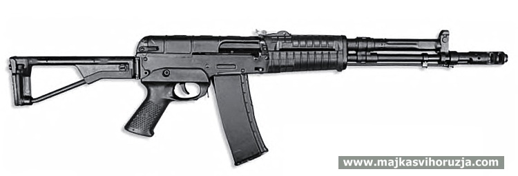 Russian Army Accepts Both AK-12 And AEK-971