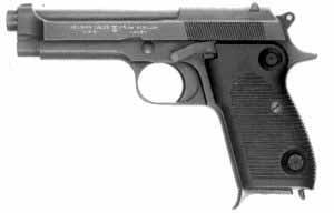 The [IDF] Beretta M951