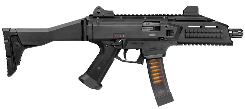 CZ takes aim at the MP5 market