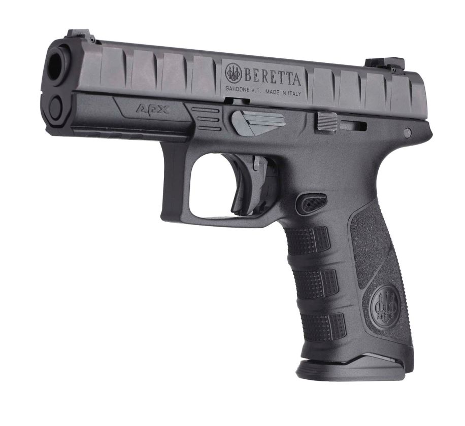 New Striker-Fired Beretta APX