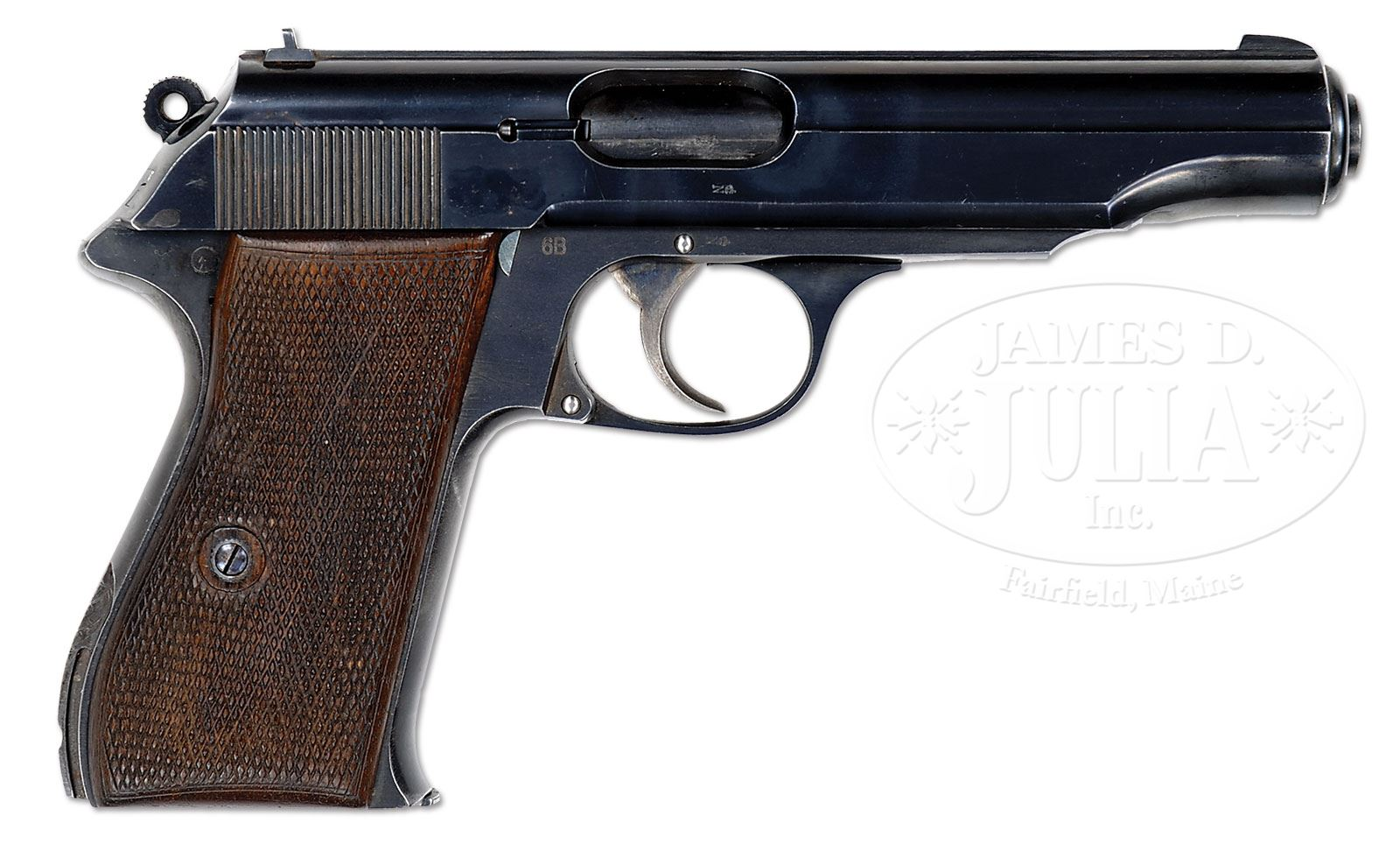Walther MP-PP Prototype at James D Julia