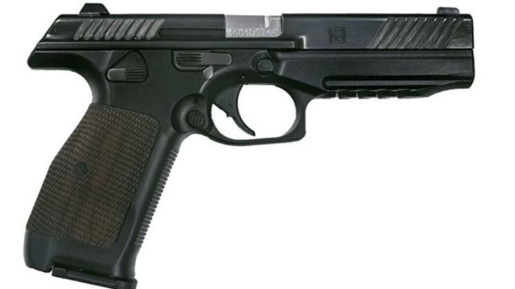 Kalashnikov unveils PL-14 pistol