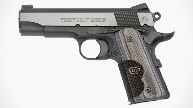 Colt's working on a fresh run of Wiley Clapp CCOs