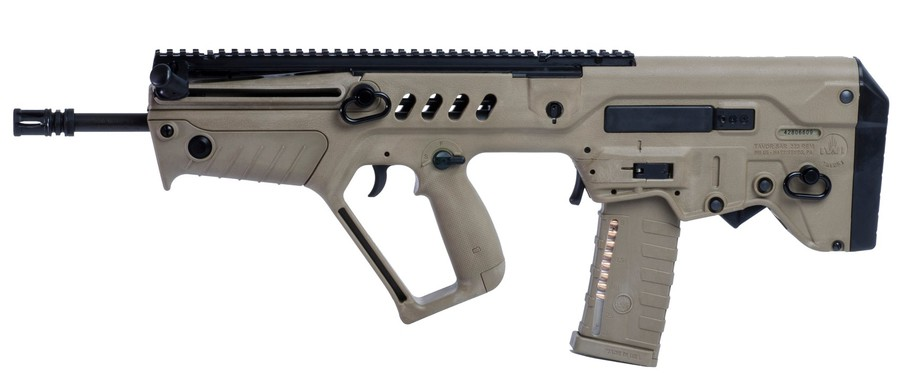 IWI US Introduces TAVOR SAR in .300 Blackout at 2016 SHOT Show