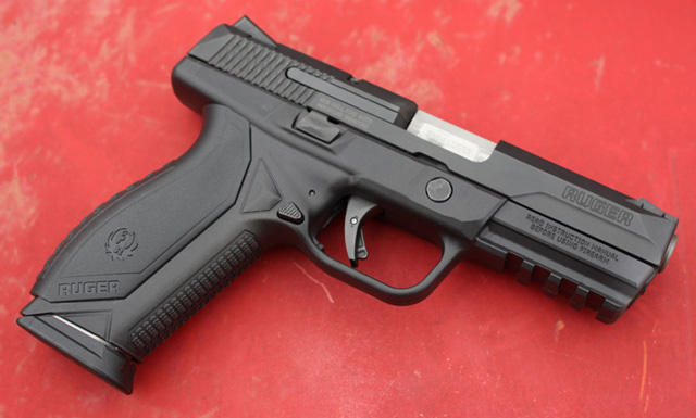 The new Ruger American Pistol