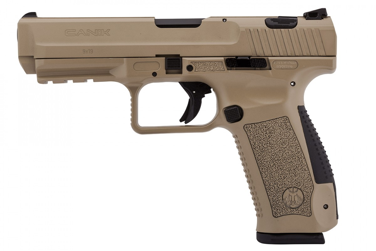 Canik TP9 series: New guns, new features