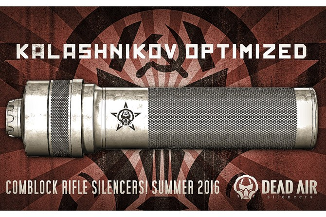 Dead Air Announces Kalashnikov Can