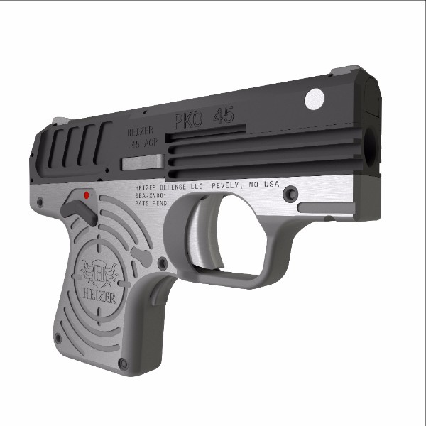 Heizer Defense Introduces the PKO-45