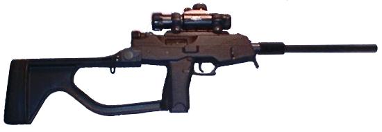 Steyr SPP SDF Prototype