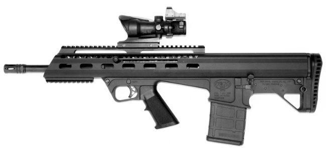 K&M Arms Debuts .308-cal M17S