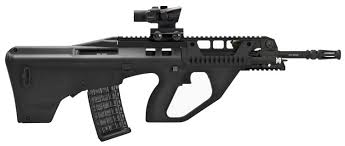 "Lithgow Arms USA Importing Thales Aus. EF88/F90 as ""Atrax"" Rifle"