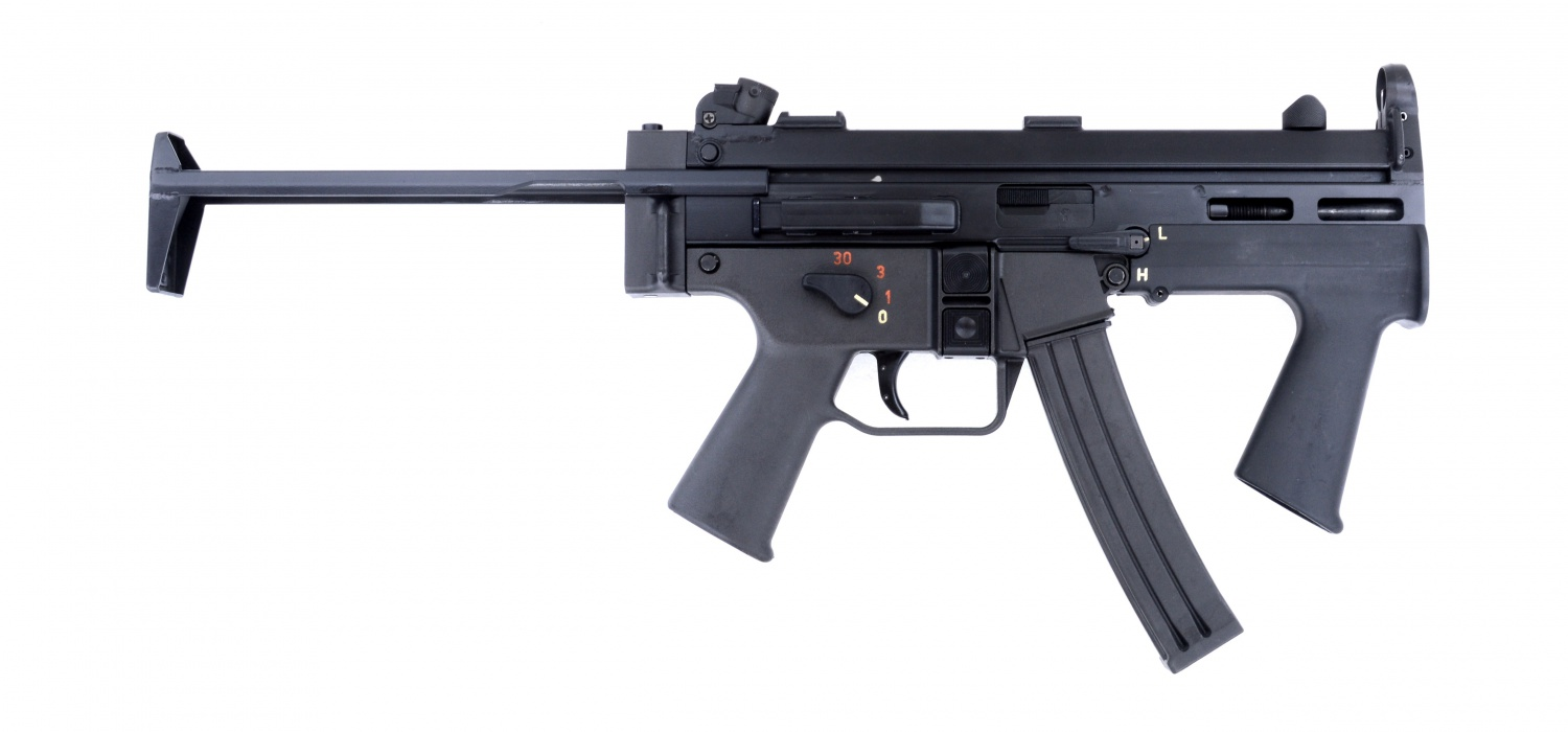 Firearm Showcase: The Heckler & Koch SMG II, 1980s Would-Be Successor to the MP5 – HIGH RES PICS!